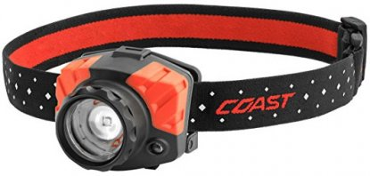 Coast FL85 headlamp