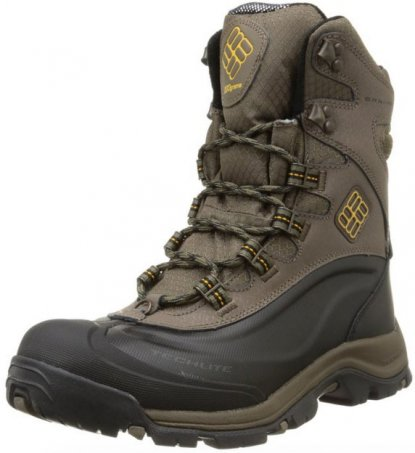 Columbia Bugaboot Plus III OmniHeat men's winter boot