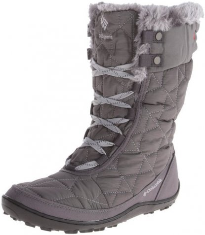 Columbia Minx Mid II Omni-Heat winter boot
