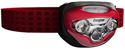 Energizer Vision HD headlamp