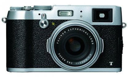 Fujfilm X100T point-and-shoot camera