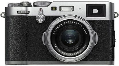 Fujifilm X100T point-and-shoot camera