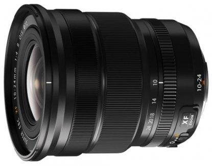 Objetivo Fujinon 10-24 mm f4