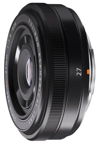 Lente Fujinon 27 mm f2.8