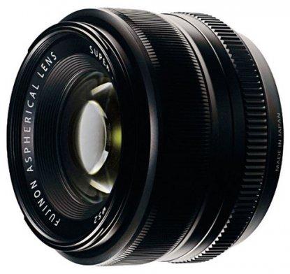 Objetivo Fujinon 35 mm f1.4