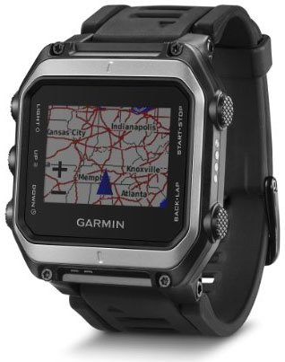 Garmin Epix altimeter watch