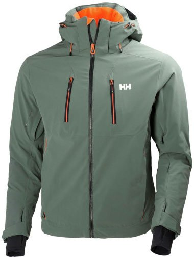 Helly Hansen Alpha 2.0 ski jacket