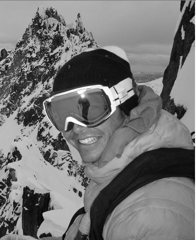Jeff Ward ski guide