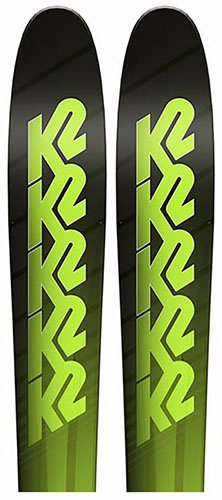 K2 Pinnacle 95 skis 2018