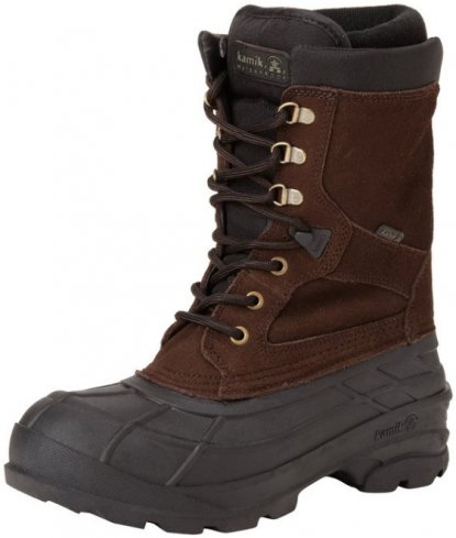 Kamik Nationplus winter boot
