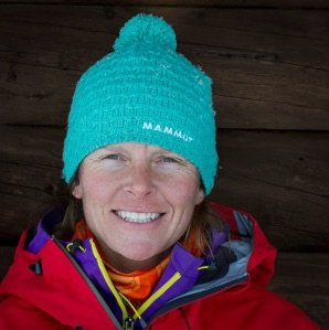 Karen Bockel ski guide