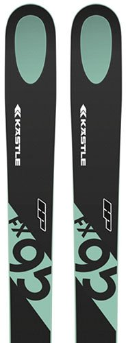 Kastle FX95 HP skis 2017-2018