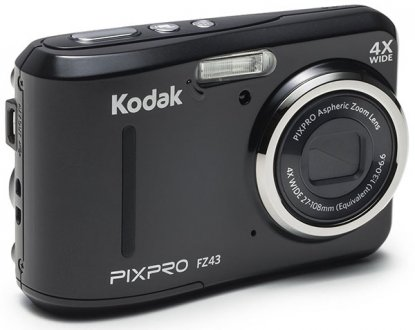 Kodak FZ43 point-and-shoot camera