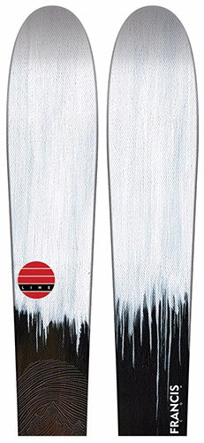 Line Sir Francis Bacon 104 skis 2018