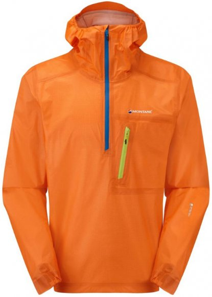 Montane Minimus 777 Pull-On rain jacket