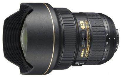 Lente Nikon de 14-24 mm