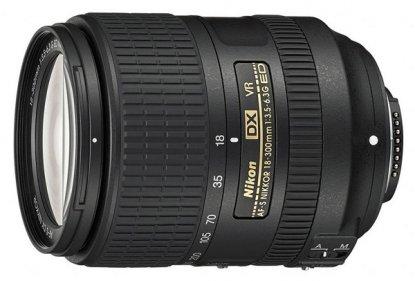 Nikon 18 300mm VR Lens