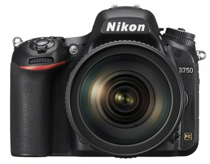 nikon d750 full frame camera category dslr