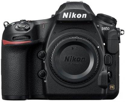 Nikon D850 full-frame camera