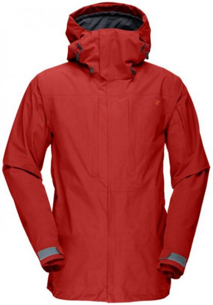 Norrona Narvik 2L men's ski jacket