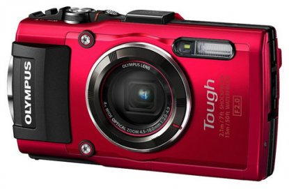 Olympus TG-4 tough camera