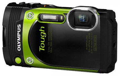 Olympus TG-870 rugged camera