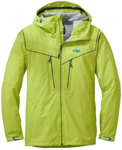 Outdoor Research Realm rain jacket