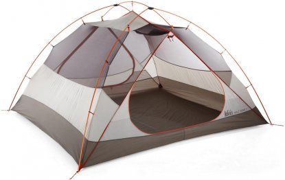REI Half Dome 4 camping tent