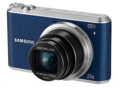 Samsung WB350F Point-and-Shoot camera