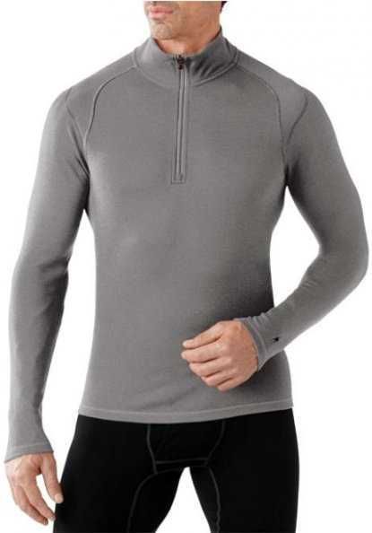SmartWool NTS Mid 250 Zip T baselayer