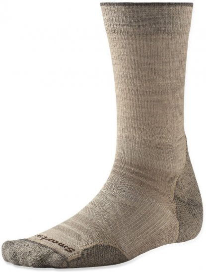 SmartWool PhD Outdoor Light Crew hiking sock