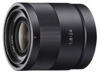 Sony 24mm E-mount lens