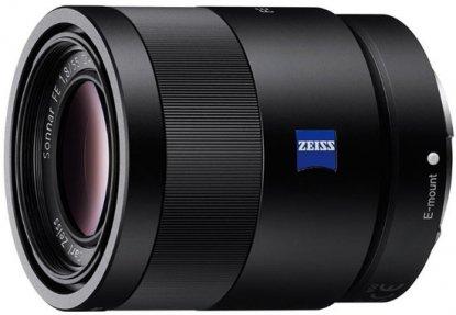 sony 55mm f18 fe lens