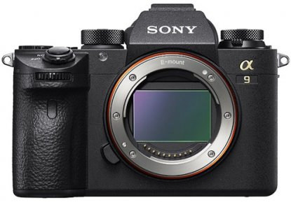 Sony Alpha a9 full-frame camera
