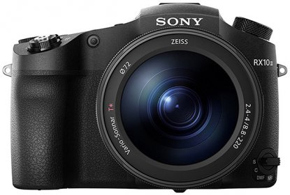 Sony RX10 III superzoom camera