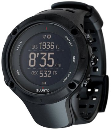 Suunto Ambit3 Peak ABC watch (2017)