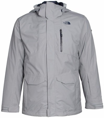 The North Face Thermoball Snow Triclimate Parka men's ski jacket