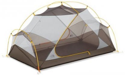 The North Face Triarch 2 backpacking tent