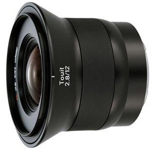Zeiss Touit 12mm E-mount lens