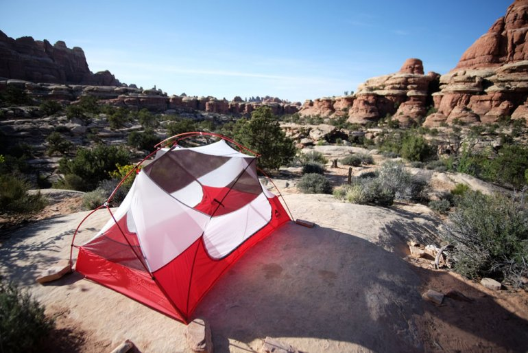 Backpacking Tent materials