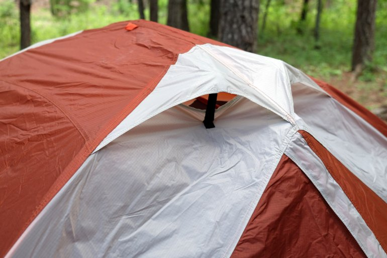 Backpacking Tent ventilation