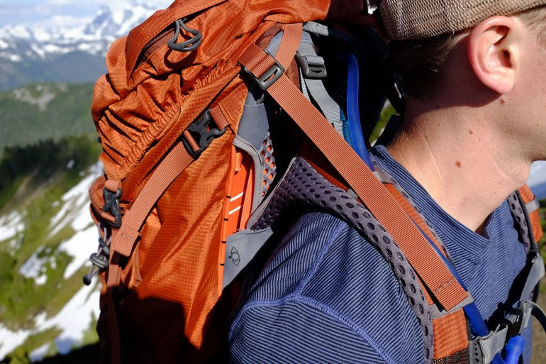 Osprey Atmos AG (load lifter straps)