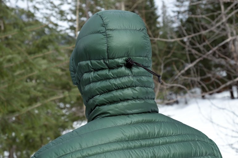Patagonia Ultralight Down Jacket Hoody