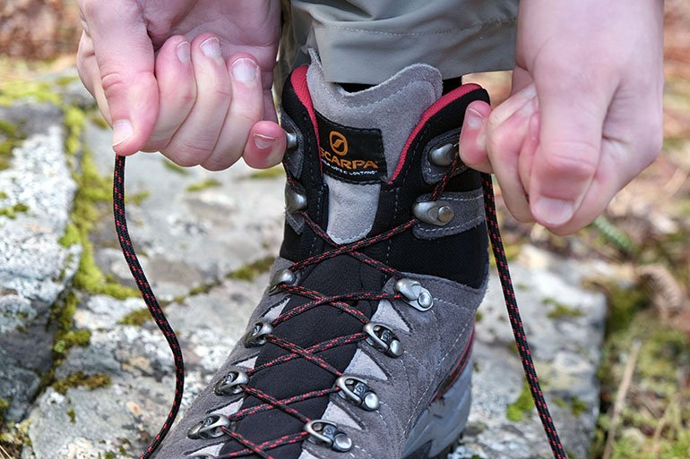 Scarpa Hiking Boot laces