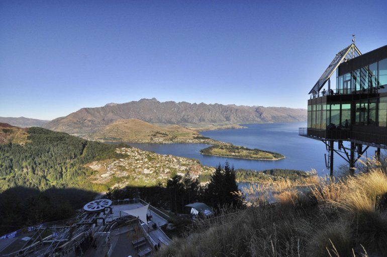 Skyline Gondola, Queenstown
