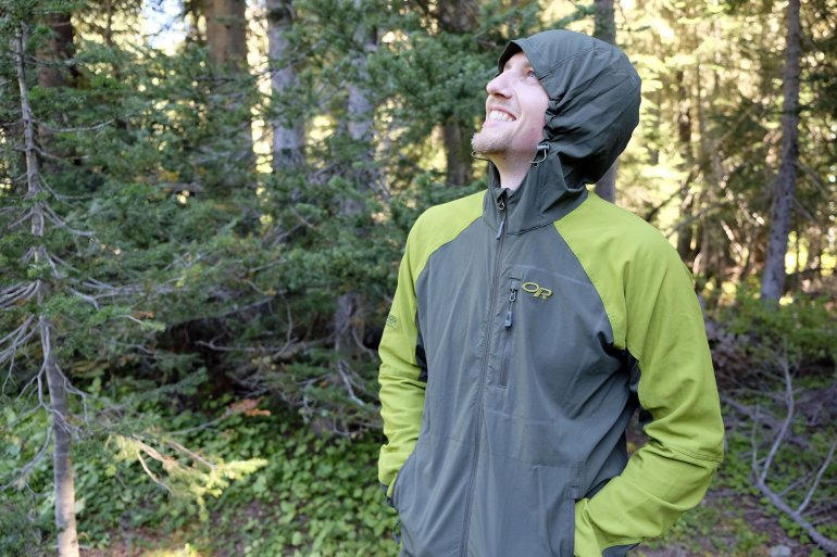 Softshell jackets (stretch)