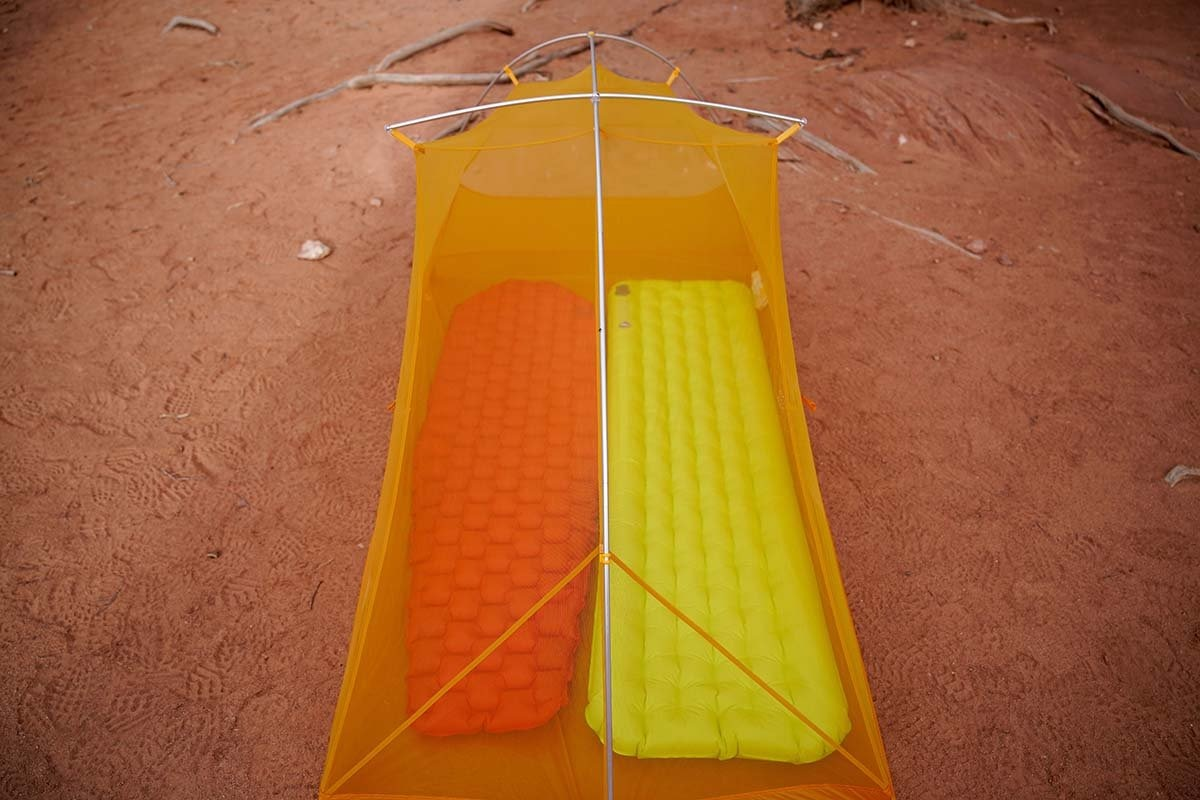 Review Big Agnes Tiger Wall Ul2 Switchback Travel
