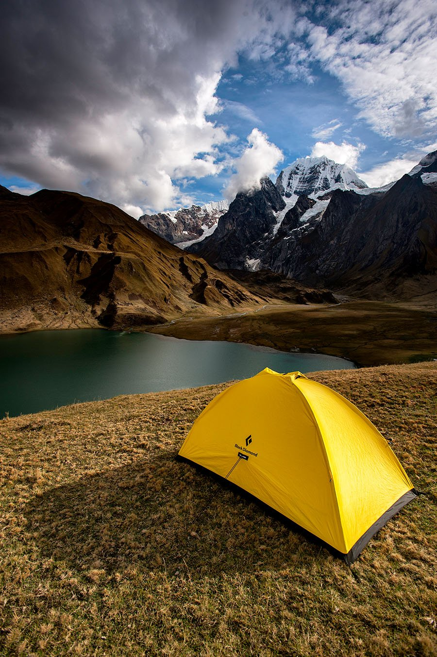 The single-wall Black Diamond Eldorado in Peru : black diamond 3 person tent - memphite.com