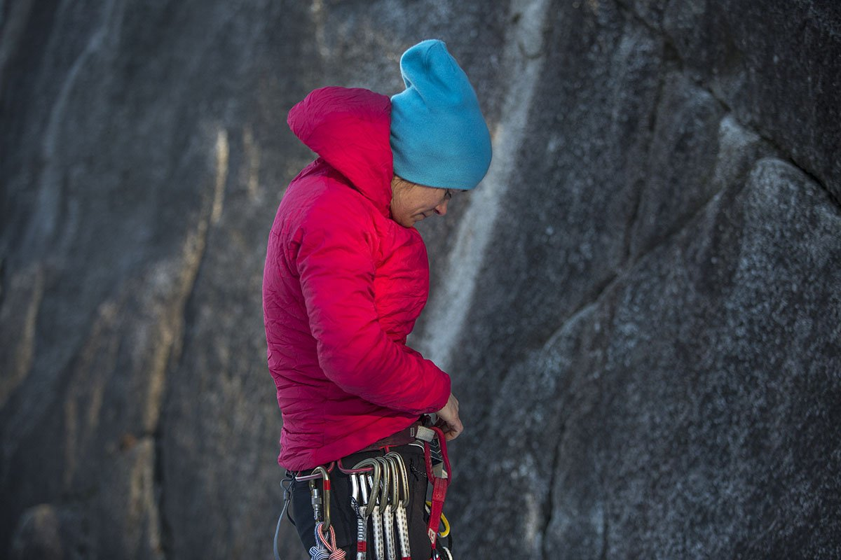 Black Diamond First Light Hoody (climbing)