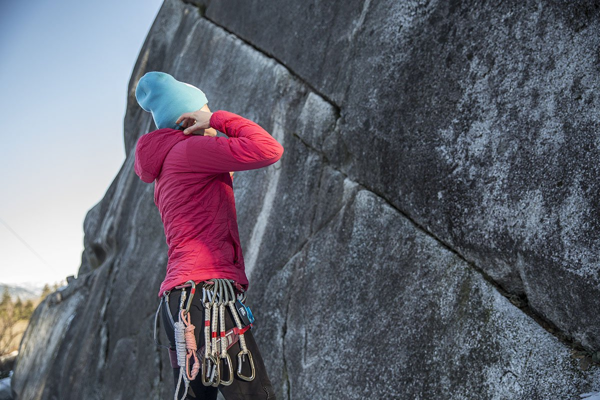 Black Diamond First Light Hoody (crag)